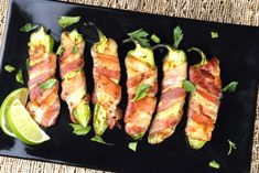 Celebrate summer with this Bacon-Wrapped Bajan Jalapeño Poppers Recipe - after purchasing your needed ingredients at the Savory Spice Shop in Palm Desert Grilling Recipes, Wine Recipes, Indian Food Recipes, Cooking Recipes, Ethnic Recipes, Jalapeno Popper Recipes, Bacon Wrapped Jalapeno Poppers, Bajan Recipe, Savory Spice Shop