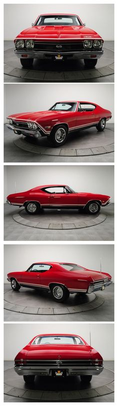 1968 Chevy Chevelle SS...Re-pin Brought to you by agents at #HouseofInsurance in #EugeneOregon for #LowCostInsurance.