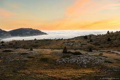 Sea of fog - null