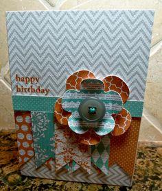 Card: Happy Birthday