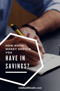 much money should you have in savings? : How much money should you have in savings?How much money should you have in savings? : How much money should you have in savings? Earn Money Online, Make Money Blogging, Money Tips, Money Saving Tips, Way To Make Money, Online Income, Finance Bank, Finance Tips, Personal Finance