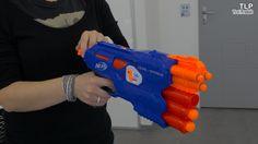 #Nerf Elite Dual Strike - Démo du jouet pistolet (en français)