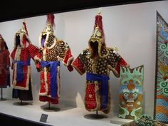 Shirn-Lulhi //// Korean armor display