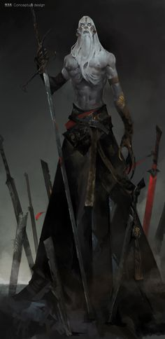 Men in fantasy art — Shadowbane by zhihui Su High Fantasy, Fantasy Rpg, Medieval Fantasy, Fantasy Artwork, Fantasy World, Fantasy Character Design, Character Creation, Character Concept, Character Art