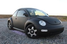 VW New Beetle Matt