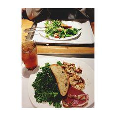 @kimlephoto: #healthy #dinner tonight! #tendergreens
