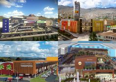 Se inaugurarían 10 malls en Perú con una inversión de US$ 388 millones de dólares.  Para fines del 2016 se proyecta que Perú tenga 93 malls y para diciembre del 2017 tendría 98 centros comerciales.
