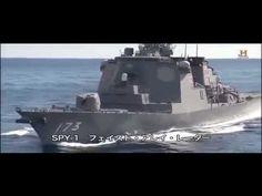 超カッコいい!海上自衛隊の護衛艦 ヘリ空母 ひゅうが他 Japan Maritime Self Defense Force