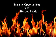 Training Opportunities and Job Leads