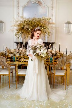 Modern Myth in 2020 (With images) Event Planning Design, Event Design, Vera Wang Gowns, Flower Factory, Church Flower Arrangements, Simple Elegant Wedding, Wedding News, Designer Gowns, Elegant Wedding Invitations