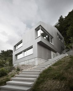 Single family house in Zurich Oberland by AFGH