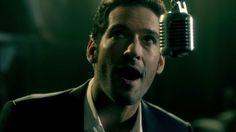 Tom Ellis as Lucifer singing Sinnerman (best scene in the season for me so far)
