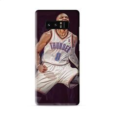 Russell Westbrook scream Samsung Galaxy Note 8 3D Case Caseperson