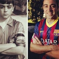 future past Xavi