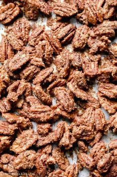 Candied Pecans Candied Pecans Stress Baking Leslie Kiszka stressbaking Stress Baking Recipes Candied Pecans An easy gift for the holidays Sweet nbsp hellip pecans easy Candied Pecans Recipe, Glazed Pecans, Sugared Pecans, Spiced Pecans, Candied Nuts, Praline Pecans, Glazed Nuts Recipe, Sugared Nuts Recipe, Praline Recipe