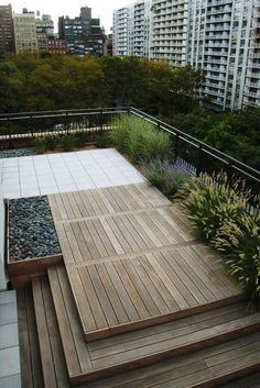 Greenwich Village Roof Garden by Groundworks, Gardenista