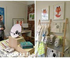 Finnish Interior Magazine Avotakka visited at Sagalaga Design Showroom.