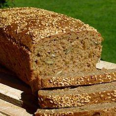 Pan Dulce, Pan Integral Thermomix, Orange Crush, Sin Gluten, Bread Recipes, Banana Bread, Dried Fruit, Food And Drink, Veggies