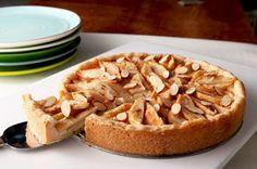 Almond-Pear Cream Cheese Torte Recipe - Kraft Canada
