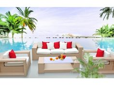 77 Best Outdoor Wicker Furniture Cushions Images Wicker Furniture