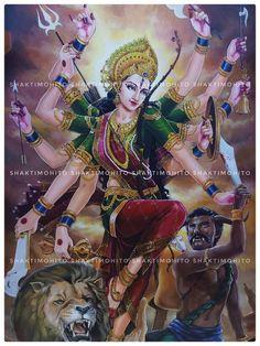 Saraswati Goddess, Durga Maa, Rudra Shiva, Navratri Images, Ganesha Art, Beautiful Goddess, Lord Vishnu, Hindu Deities, Sacred Art