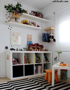 Ideas-para-decorar-una-Habitación-infantil1#zonadealmacenaje