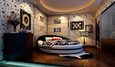 Master Bedroom Ceiling Ideas with Modern Designs Hardwood Floor