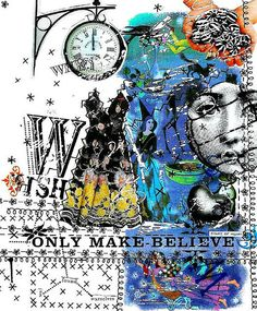 love the title Only Make Believe