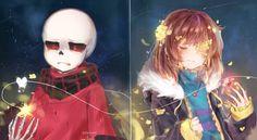 Frisk Fanart, Anime Undertale, Undertale Drawings, Undertale Cute, Sans X Frisk, Chara, Sans Cute, Anime Girlxgirl, Dancing Baby