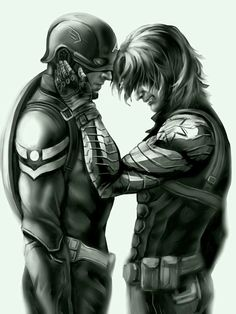 Steve and Bucky ruined my life