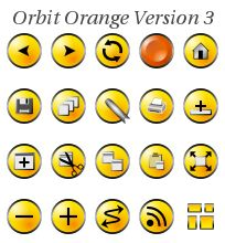 Orbit Orange :: Add-ons for Firefox