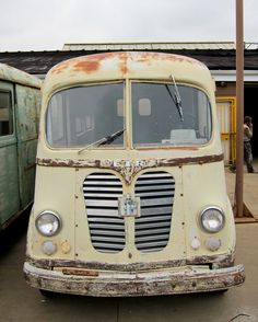 Vintage Step Vans | 1954 International Harvester Metro – Camper « Vintage Step Vans