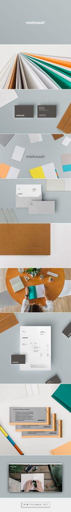 mishmash®️️ on Behance. Visual identity, branding, branding identity, brand design