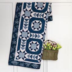 Blue Boardwalk Kit by Diane Nagle