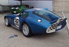 427 Shelby Cobra Daytona Coupe