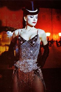 moulin rouge nicole kidman costumes - Google Search
