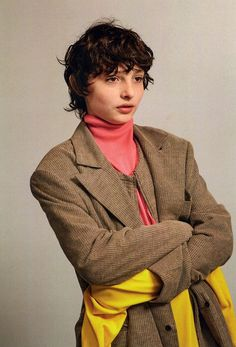 """I love retro culture. I love retro games. I love retro music. And so I was sort of in that boat from the beginning"" - Finn Wolfhard"