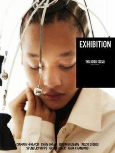EXHIBITION N. 16-4 + more... The Edge, Craig Green, V Magazine, International Fashion, Fashion Editor, Robin, 21st, Victoria, Cover