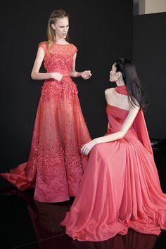 Haute Couture Alta Costura semana de moda Paris Elie Saab