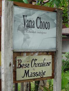 Chocolate massage -oh yes sounds wonderful !!!!!!!!!!!!!!!!!!!!!!!!!!!!