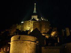 Mont St Michel, Bretagne, France