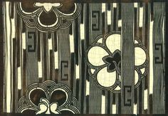 丸の内の三菱一号館美術館にて、広く海外に渡った日本古来の「型紙」に注目した「KATAGAMI Style 世界が恋した日本のデザイン」展開催中! 5月27日まで!
