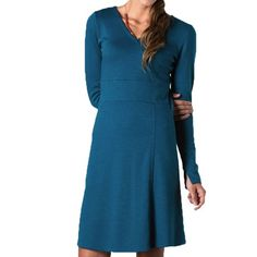 Horny Toad Finlay Dress - Long Sleeve (For Women))