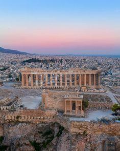 Parthenon Greece, Acropolis, Athens Greece, Athena Goddess, Greek Islands, Ancient Greek, Apollo, Archaeology, Temple