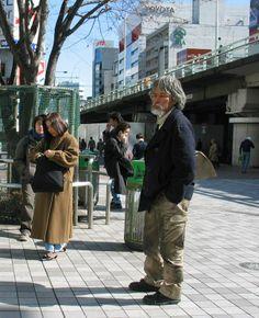 Obdachlos in Tokio