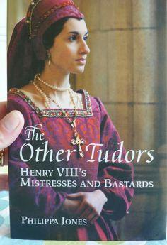 More Tudor history.
