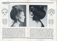 Beauty is a thing of the past: Topknots