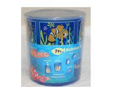 Disney Pixar Finding Nemo Bathroom Set Http Www Amazon Com
