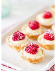Raspberry Lemon TartletsPlease don't forget to 👍 Like 👉 Follow 📩 Save & 📤 Share Thank You! 💕