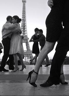 Trocadéro Paris    Photo: Peter Turnley